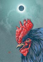 Eclipse Continues by gregorl