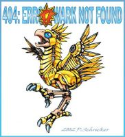 404: WARK NOT FOUND by nachtwulf