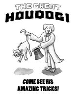 The Great Houdogi by roofoo