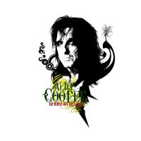 Alice Cooper estampa by willblackwell
