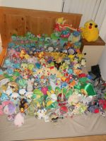 Pokemon Plush Collection 2012 by Mastershambler