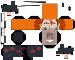 What If Pain Aizen by hollowkingking