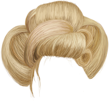 Hair Stocks PNG 07 by Thy-Darkest-Hour