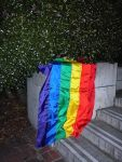Rainbow Flag 2 by LDFranklin
