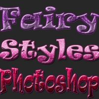 Styles Photoshop by JelenaDelena