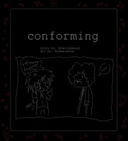 Conforming cover by blehmunster
