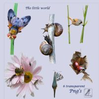 The little world by libidules