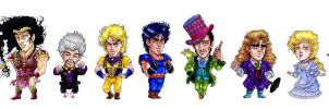 Phantom Blood by xauychu