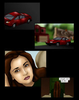 Saturn Prologue: Page 5 by FalseDisposition
