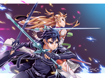 Sword Art Online by kevinTUT