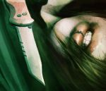 Switchblade Knife Fights by enmi