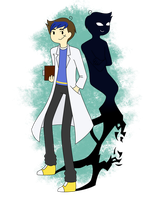 AT_Vincent the Demon Vet by Music-X-Rose