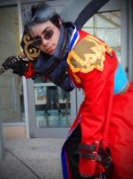 Auron by TheWitchNamine