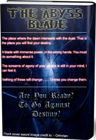 The Abyss Blade - Back by HeroOfSinnoh