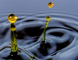 Water droplet 17 by 30-AMP