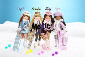 Moxie Girlz Winter Fun by AngelAmethyst