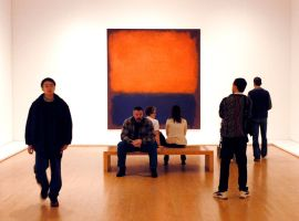 SFMOMA Art with People by photoart1