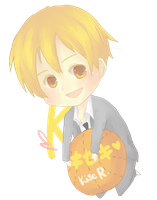 Kise Ryouta by PoisonousScones