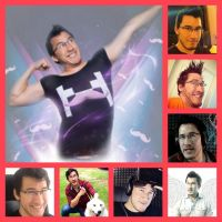 Markiplier Collage :) by MalGirl101