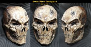 Bone Rios Close up by Uratz-Studios