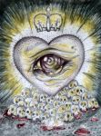 All Seeing Heart by ponychops
