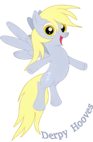 Derpy Hooves XD by Elsdrake