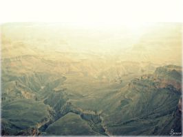 Grand Canyon 2 by SpencerMel