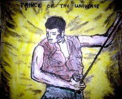 Prince of the universe by Sillyhatlovingbro