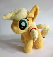 My Little Pony - AppleJack custom plush by Kitamon