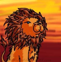 Lion by Artistic-Winds