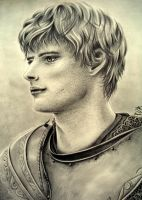 Arthur Pendragon - The prince by MorgainePendragon