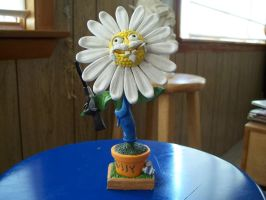 Billy the Redneck Daisy by siraudio