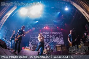 ALEXISONFIRE - Farewell tour in Montreal,Qc by MrSyn
