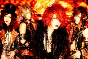 Lycaon 2011 - New Look by xSugarPainAkatsukix