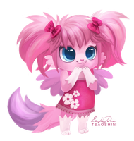 ShellyFluff by TsaoShin