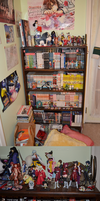 My Manga and Anime Collection - Edit 1.26.2012 by Aarri2129