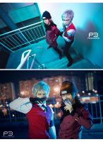 PERSONA3 #1 by ShadowDorumon