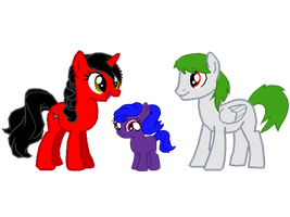 Family by Shadowstep09