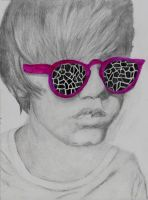 Justin Bieber by teken-lovers