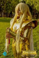 Cosplay Saint Seiya The Lost Canvas - Asmita virgo by Shizu7