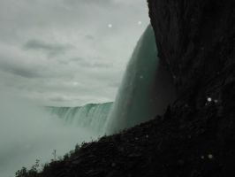 Niagra Falls Stock 1 by jackiehorse