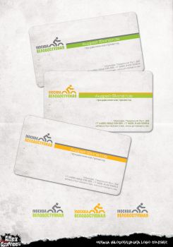 Logog and busines-card by Allehandro