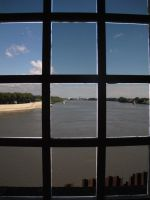 Rhone River Window 1 by FiLH
