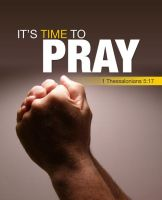 It's Time to Pray by cgitech