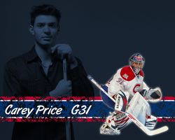 Carey Price by Bruins4Life