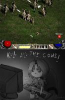 Edo and the Secret Cow Level XD by Casadriss