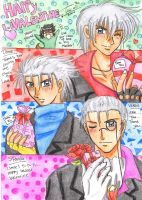 "Happy Valentine ""DMC3"" by Tc-Chan"