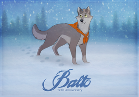 20 Years of Balto by DetectiveRJ
