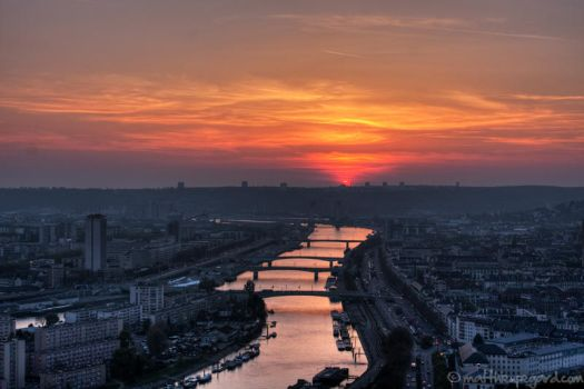 Rouen .. by Makavelie