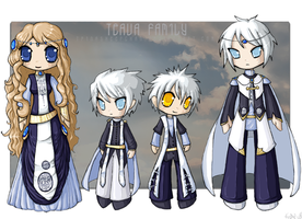 Teava Family part 1 by Silver-Day